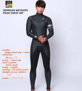 ZEPPELIN  page  chest zip inner neck  남녀공용    5/3