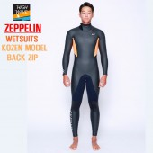 zeppelin  back zip inner neck  남녀공용    5/3mm
