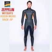 zeppelin  back zip inner neck  남녀공용    5/3mm
