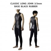 ZEPPELIN CLASSIC LONG JOHN  3/3mm 스톡
