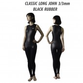 ZEPPELIN CLASSIC LONG JOHN  3/3mm