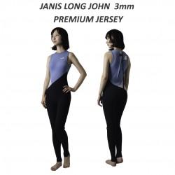 ZEPPELIN JANIS LONG JOHN   PREMIUM JERSEY 3mm