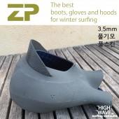 ZEPPELIN   서핑 후드  남녀공용  3.5mm