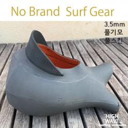 노브랜드   서핑 후드  남녀공용  3.5mm