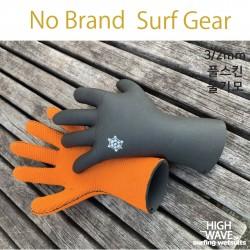 노브랜드   서핑 글러브  남녀공용  3/2mm